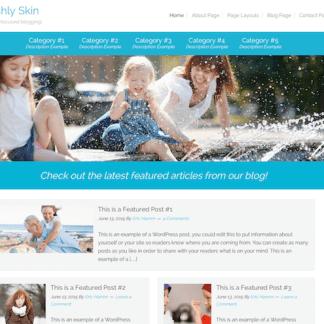 CobaltApps: Dynamik Skin Freshly