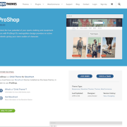 WooThemes: Proshop