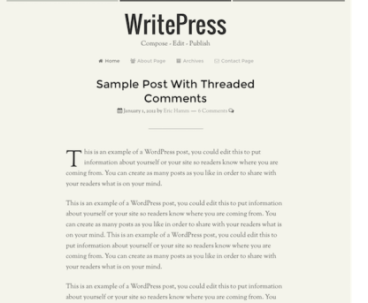 CobaltApps: Dynamik Skin WritePress