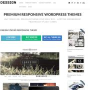 Dessign: Design Studio Responsive