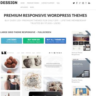 Dessign: Large Grid Responsive
