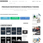 Dessign: Logo Designer Responsive