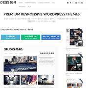 Dessign: Studio Mag Responsive