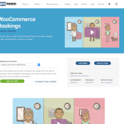 Extensión para WooCommerce: Bookings