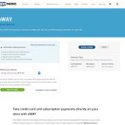 Extensión para WooCommerce: eWay Payment Gateway
