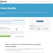 Extensión para WooCommerce: Product Bundles