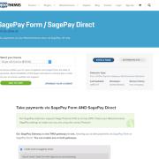 Extensión para WooCommerce: SagePay Form Integration