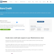 Extensión para WooCommerce: Store Credit