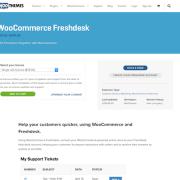 Extensión para WooCommerce: WooCommerce Freshdesk