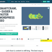 WPMU DEV: SmartCrawl WordPress Plugin