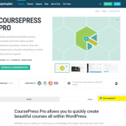 WPMU DEV: CoursePress Pro WordPress Plugin