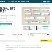 WPMU DEV: Global Site Tags WordPress Plugin