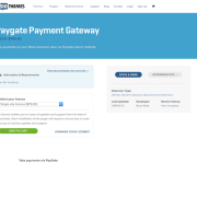 Extensión para WooCommerce: Paygate