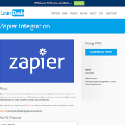 LearnDash LMS Add-On: Zapier Integration