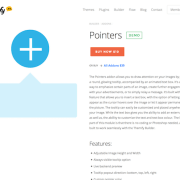 Themify Builder Add-On: Pointers