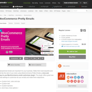 Codecanyon: WooCommerce Pretty Emails