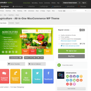 Themeforest: Agriculture