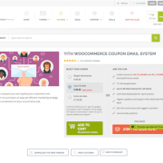 YITH WooCommerce: Coupon Email System Premium