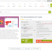 YITH WooCommerce: Gift Cards Premium