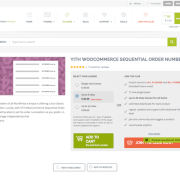 YITH WooCommerce: Sequential Order Number