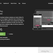 StudioPress: Infinity Pro Theme