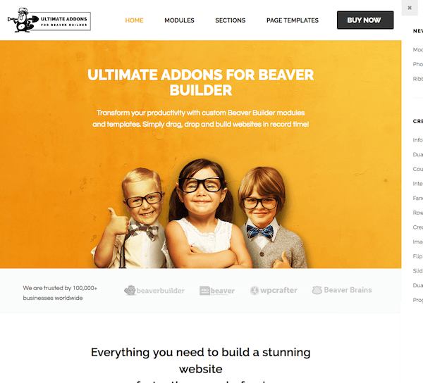 Beaver Builder Ultimate Addon