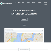 WP Job Manager Add-On: Extended Location