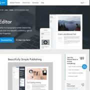 Array Themes: Editor WordPress Theme