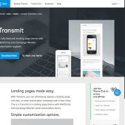 Array Themes: Transmit WordPress Theme