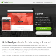 Thrive Themes: Squared WordPress Theme
