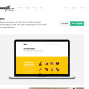 ThemeZilla: Blox WordPress Theme