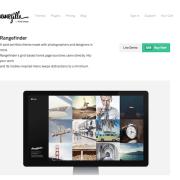 ThemeZilla: Rangefinder WordPress Theme