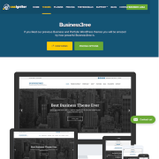 CSS Igniter: Businessone WordPress Theme