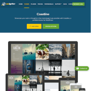 CSS Igniter: Coastline WordPress Theme