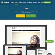CSS Igniter: Dolce WordPress Theme