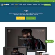 CSS Igniter: Hugo WordPress Theme