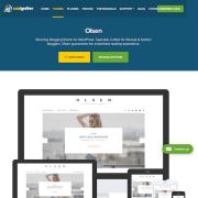 CSS Igniter: Olsen WordPress Theme