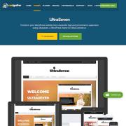 CSS Igniter: Ultraseven WordPress Theme