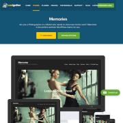 CSS Igniter: Memories WordPress Theme