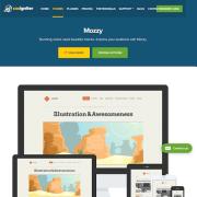 CSS Igniter: Mozzy WordPress Theme