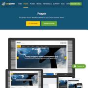 CSS Igniter: Prayer WordPress Theme