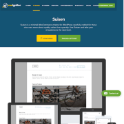 CSS Igniter: Suisen WordPress Theme