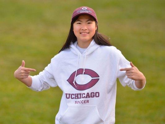 Congratulation Adrienne Chan - 02G City ECNL
