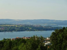 Untersee with Germany in the Background