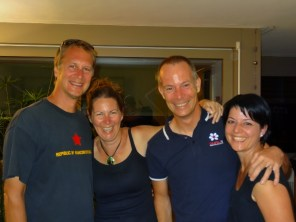 With Friends in Frauenfeld