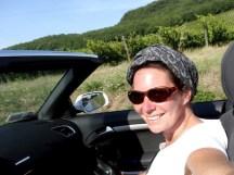 In the Audi A6