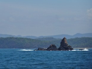 Enroute to Calauit Island