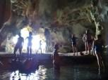 Inside the Black Island Cave