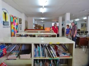 BKP Library Visit