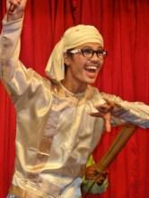 U Shwe Comic Dance